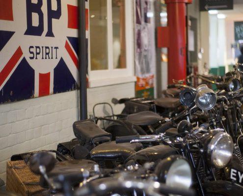 Brooklands Motor Museum 2016